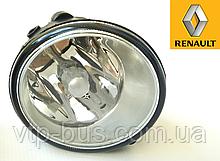 Фара противотуманная, левая на Renault Trafic / Opel Vivaro (2001-2014) Renault (оригинал) 7701045718