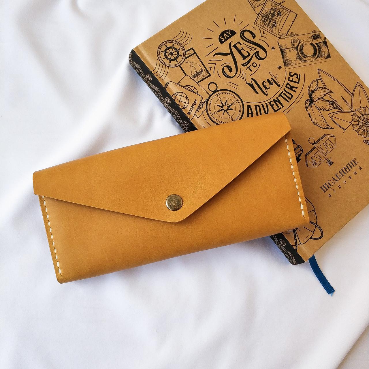 Жіночий шкіряний гаманець Stedley Класик 2