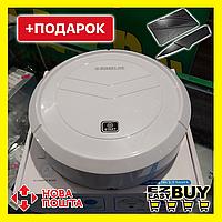 Робот-пылесос для дома аккумуляторный Ximei Smart USB 14+. Умный пылесос.