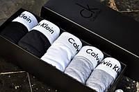 Набор мужских трусов Calvin Klein (в наборе 5 штук)