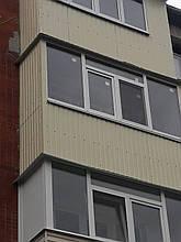 Балкон под ключ в хрущевке!