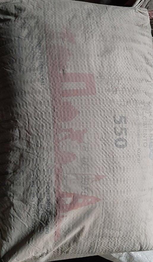 Цемент ПЦ І-550-Д0, (CEM І 42.5R) AKCAN Heidelberg 25кг, Турция