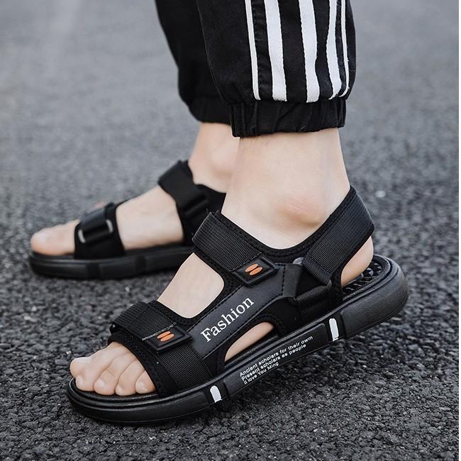 Мужские сандалии Fashion черные