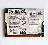 427 Wi-Fi Intel Pro Wireless 2100 WM3B2100WW 802.11 b/g mini PCI 11 Mbps для ноутбука, фото 2