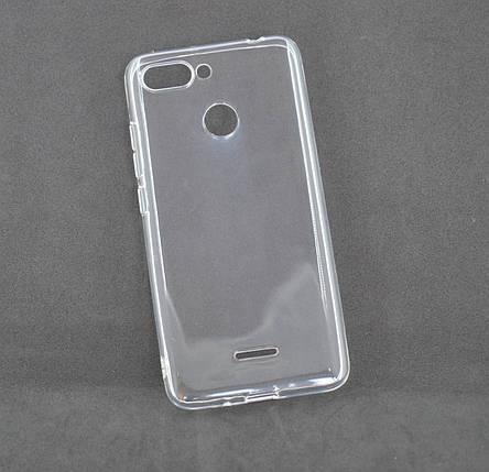 Чехол Samsung A40/A405 (2019) Silicon Ultra Thin Air Transparent, фото 2