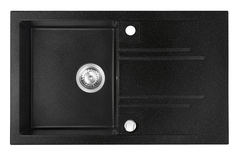 Кухонная мойка Ferro MEZZO II DRGM48/78HA