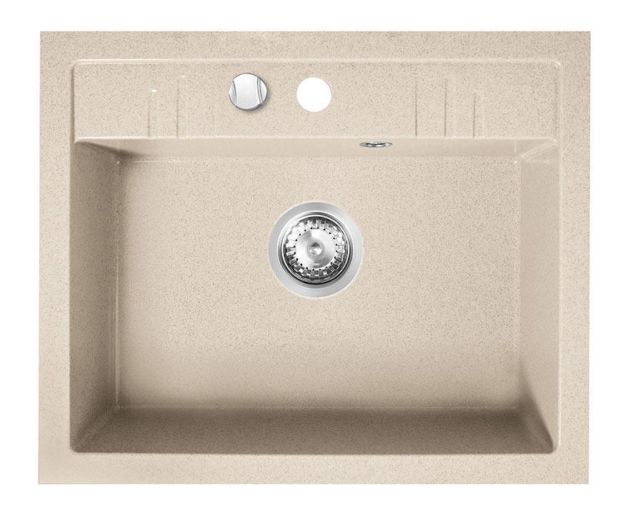 Кухонная мойка Ferro MEZZO II DRGM1/48/58SA