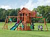 Дитячий майданчик з кедру Woodlit Сонячна Фієста