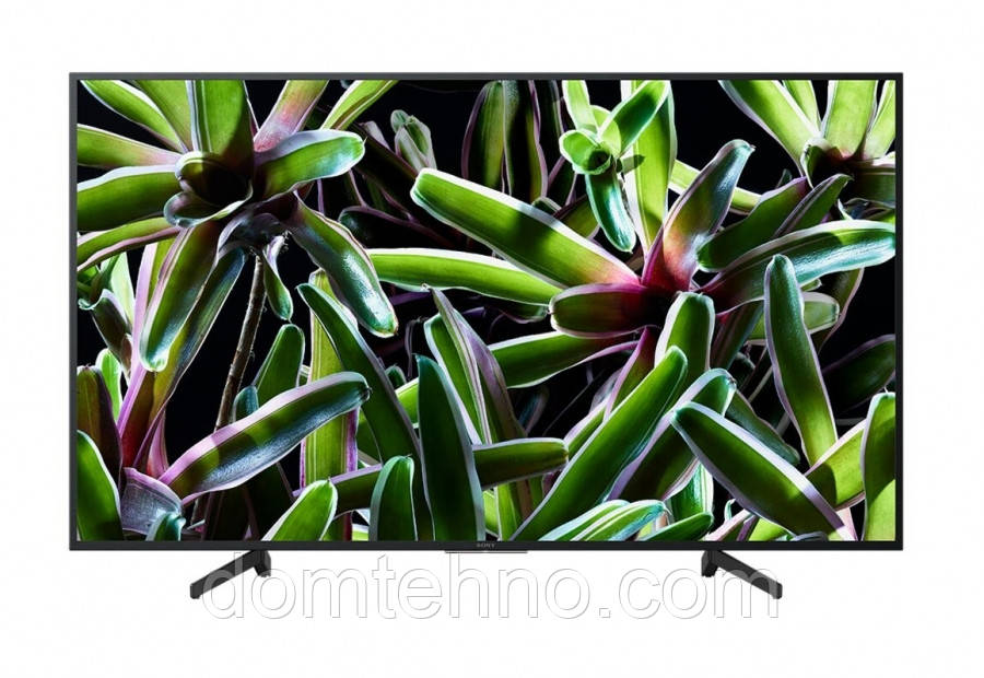 Sony Smart TV KD-65XG7096 4K UHD HDR LED HDR 4K Ultra HD Smart Android TV