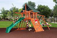 Дитячий майданчик з кедру Woodlit Мега Олімпік, фото 1