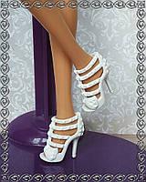 Обувь для Барби - босоножки