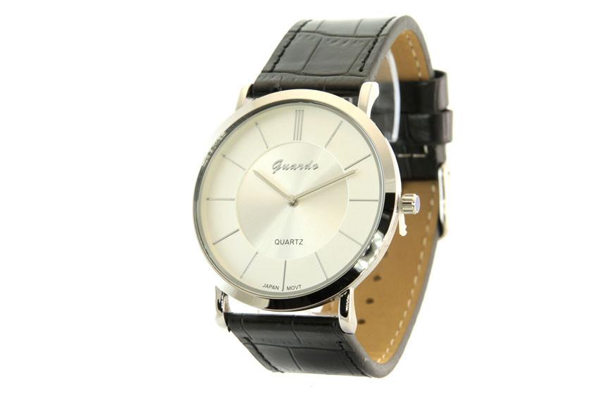 Мужские часы Guardo 01563 + ПОДАРОК: Настенный Фонарик с регулятором BL-8772A