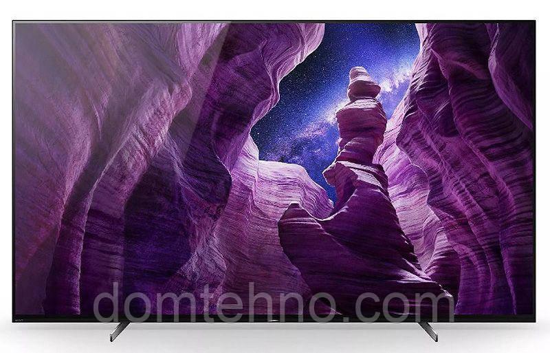 Телевизор Sony KD65A89BAEP OLED LED HDR 4K Ultra HD Smart Android TV