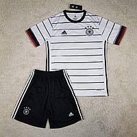 Футбольная форма Сборной Германии ЧС 2020 домашня/белый