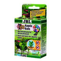 Корневое удобрение JBL PROFLORA The 7 + 13 balls для пресноводных аквариумов (20 шариков)