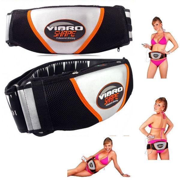 Пояс для похудения Vibro Shape Вибро Шейп