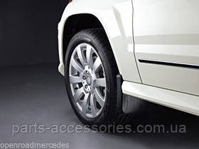 Mercedes GLK X204 X 204 бризковики передні нові оригінал