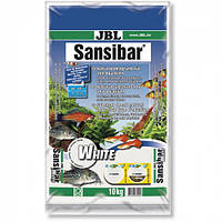 Мелкий белый грунт JBL Sansibar White для пресноводных и морских аквариумов, 10 кг