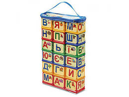 Кубики «Азбука» укр. (70576)