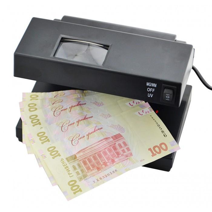 Детектор валют ультра-фиолетовый UKC AD-2138