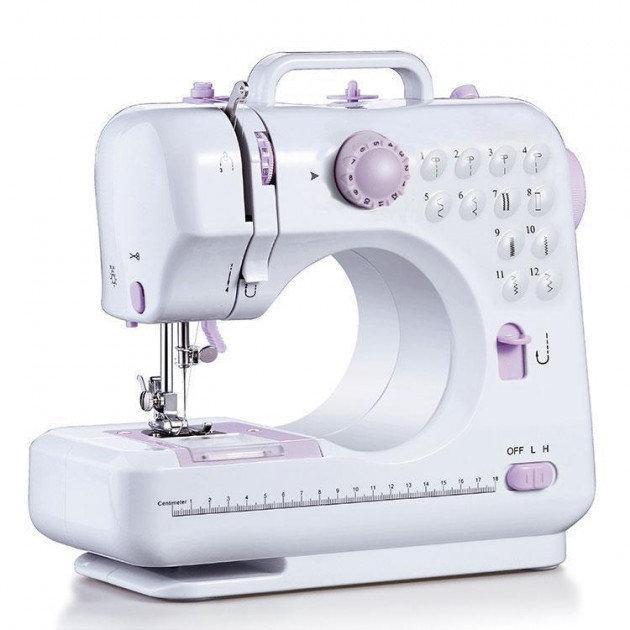 Швейная машинка Sewing Machine 505 на 12 строчек в 1