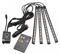 Подсветка для авто водонепроницаемая Rgb led HR-01678