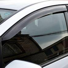 Ветровики Fiat Fiorino 2008 деф. окон VL Tuning