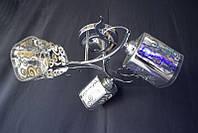 Люстра на 3 лампочки 7241-3в, фото 1