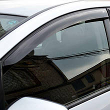 Ветровики Nissan Juke (YF15) 2010 VL Tuning