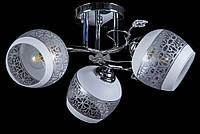 Люстра на 3 лампочки L05340/3 (CR), фото 1