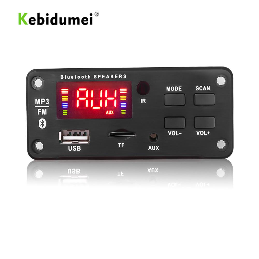 Встраиваемый MP3 модуль, Bluetooth FM USB microSD