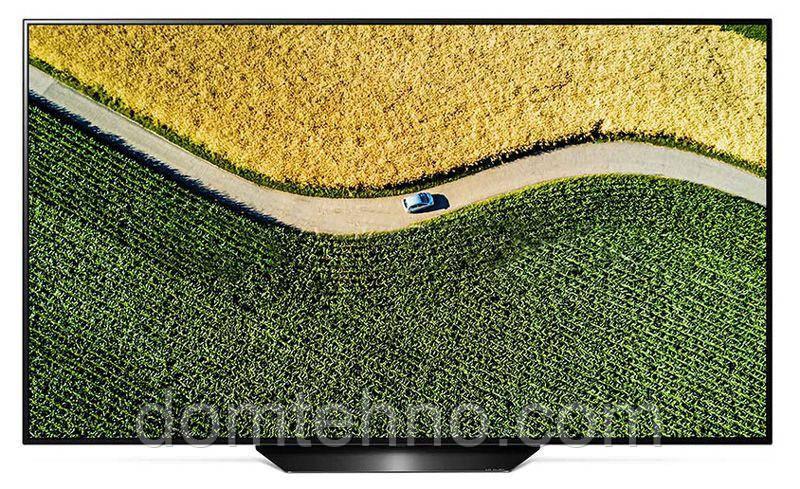 Телевізор OLED65B9SLA B9SLA серія 164 см чорно-сірий 4K UHD HDR LG Smart TV LED