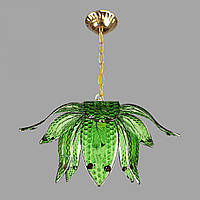 Люстра на цепочке 1092/1 (Green)