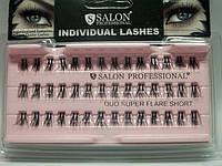 Пучки для наращивания ресниц SALON DUO SUPER