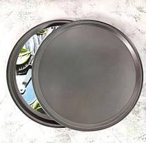 Антипригарный противень. Форма для выпекания пиццы (форма для выпекания пиццы, печенья, пирожков), фото 2
