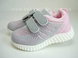 Ніжні дитячі кросівки. Розміри 24, 25.