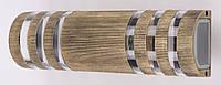 Светильник настенный/потолочный (34х10х10 см.) Золото состаренное YR-8021/2-bg-s
