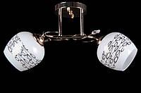 Люстра потолочная на 2 лампочки L2193/2 (FGD), фото 1
