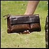 Мужской клатч - сумочка из натуральной кожи