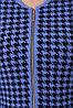 Кардиган на змейке василек, фото 4