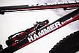 Фэт Байк-Горный Велосипеды S800 MAX HAMMER EXTRIME Колёса 26''х4,0. Алюминиевая рама 19 Япония Shimano., фото 6