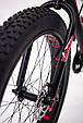 Фэт Байк-Горный Велосипеды S800 MAX HAMMER EXTRIME Колёса 26''х4,0. Алюминиевая рама 19 Япония Shimano., фото 8