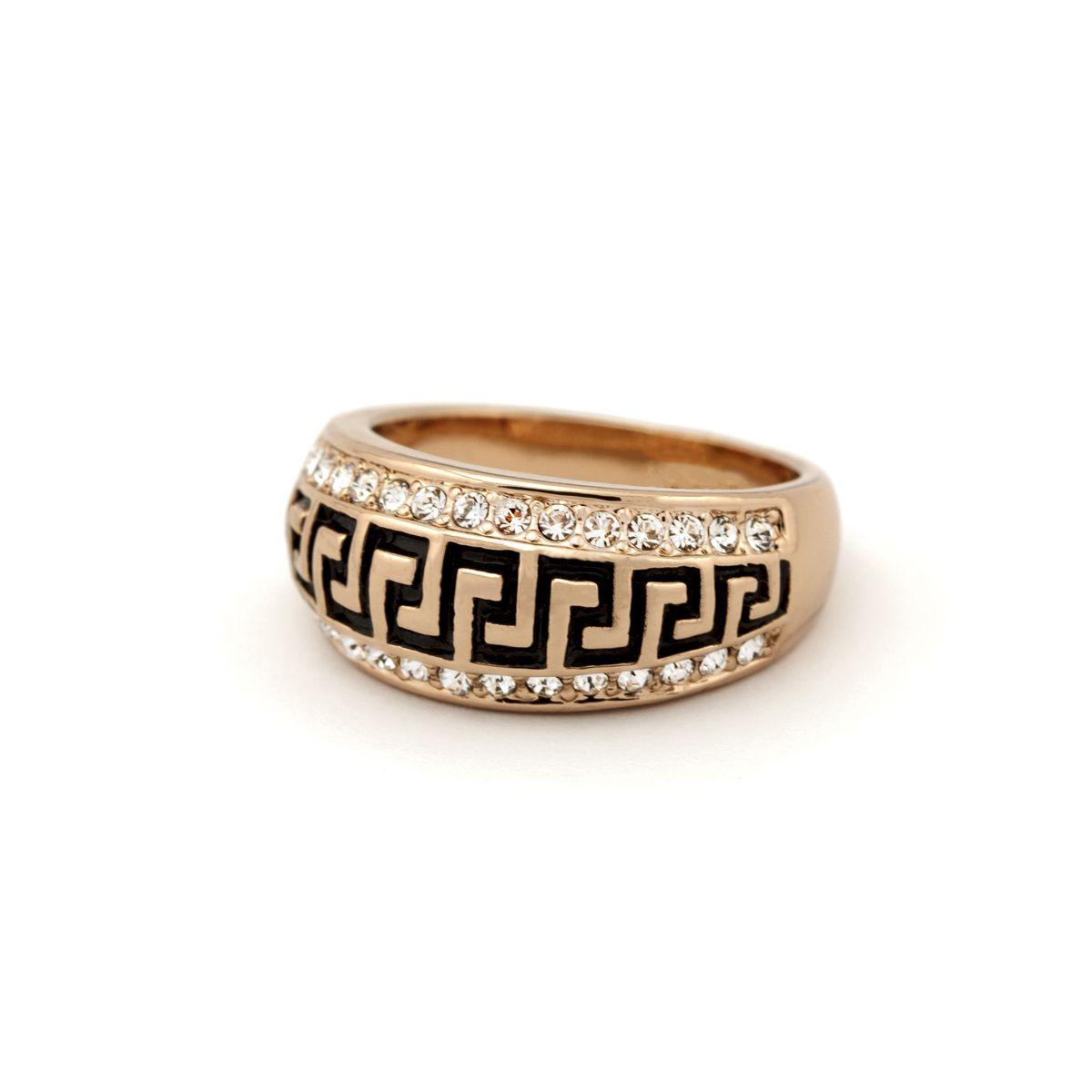 Кольцо с орнаментом KH01 1 AA