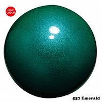 М'яч Chacott ORIGINAL Jewelry колір: 537.Emerald / М'яч Ювелірний (185 мм)