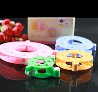 Набор Колец для изготовления помпонов, кольцо для вязания