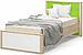 Кровать детская Лео Mebelservice, фото 2
