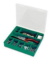 Органайзер Tayg 33-9 Estuche 21,5x20,7x4,2 см для хранения мелочей пластиковый зелёный (009006Б)