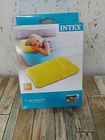 Надувная подушка Intex 68676 цветная 43х28х9см, фото 2