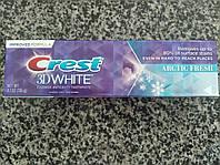 Отбеливающая зубная паста Crest 3D White Fluoride Anticavity Toothpaste, ARCTIC FRESH