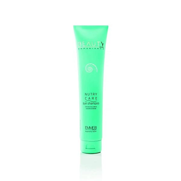 """Emmebi Beauty Exp Sun Shampoo Hair & Body Шампунь для волосся """"захист від сонця"""", 150 ml"""